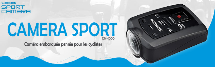 camera sport shimano, camera embarquée, go pro, camera sport, film sport