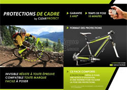 protection vtt clearprotect, protection adhésive, protection résistante