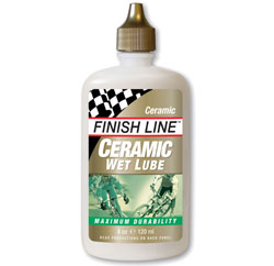 lubrifiant wet lube finish line